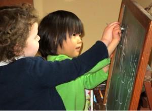 Audra Chalkboard